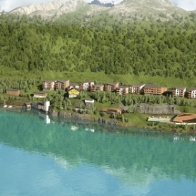 Resort Brienzersee, Zwitserland